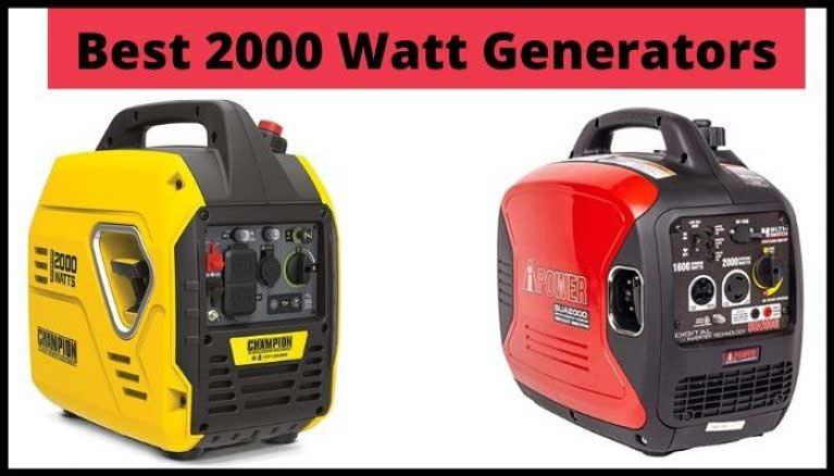 best-2000-watt-generator