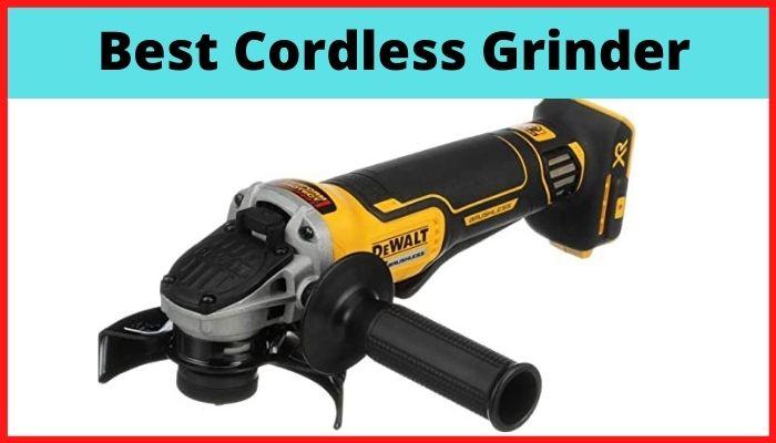 best cordless grinder