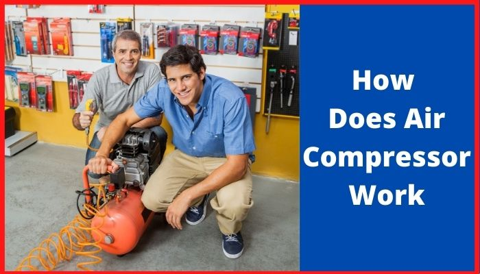 How does aircompressor work
